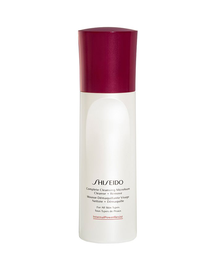 Shiseido - Complete Cleansing Microfoam