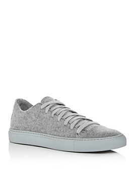 John Varvatos Collection - Men's Reed Felted Wool Low-Top Sneakers