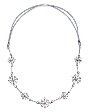 Nadri Pave Flower Hair Band-Jewelry & Accessories