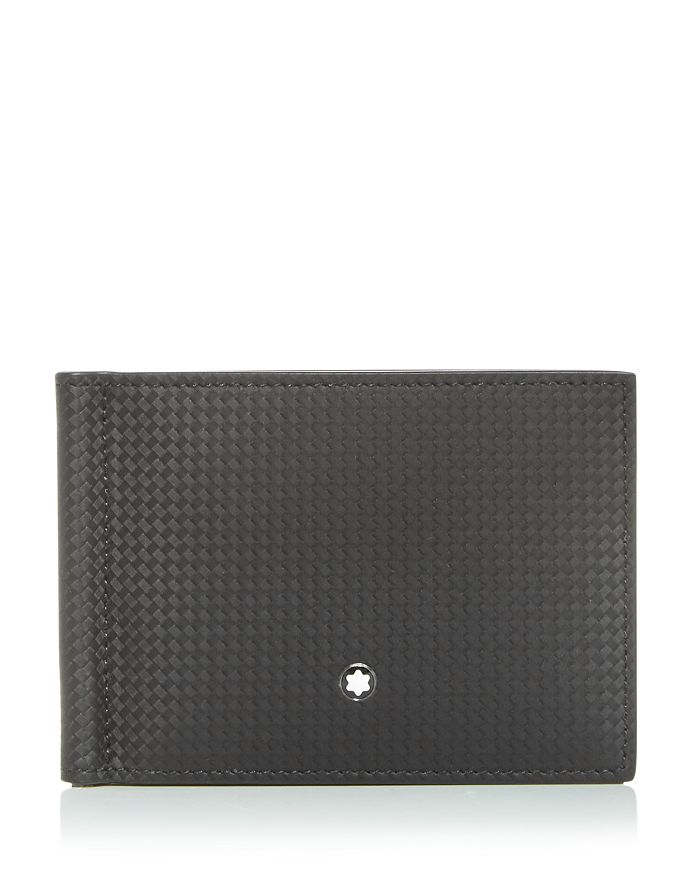 Montblanc - Extreme 2.0 6cc Leather Bi-Fold Money Clip Wallet