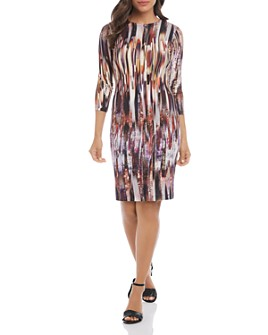 Karen Kane - Printed Knit Dress