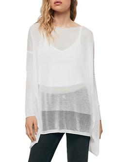 ALLSAINTS - Fran Sheer Sweater