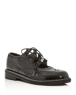 Marc Jacobs Oxfords Women's The Ghillie Brogue Oxfords
