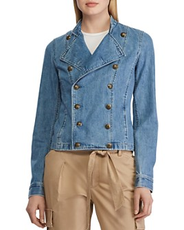 Ralph Lauren - Denim Officer's Jacket