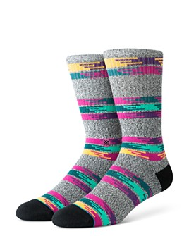 Stance - Jackee Variegated Striped Socks