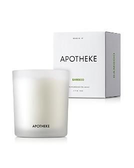 APOTHEKE - Bamboo Candle, 11 oz.