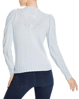 Rebecca Taylor - Chevron-Cable Sweater - 100% Exclusive