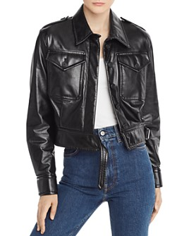 Helmut Lang - Leather Moto Jacket