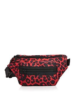 LeSportsac - Montana Leopard-Print Belt Bag
