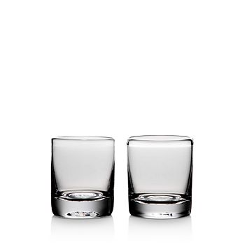 Simon Pearce - Ascutney Double Old Fashioned Glasses, Set of 2