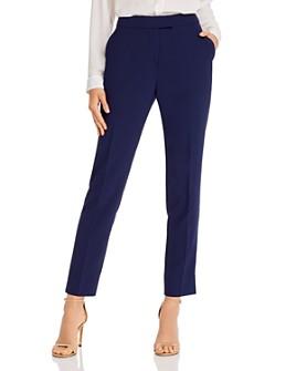 AQUA - Slim Straight-Leg Pants - 100% Exclusive