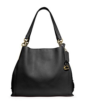 COACH - Dalton 31 Leather Shoulder Bag