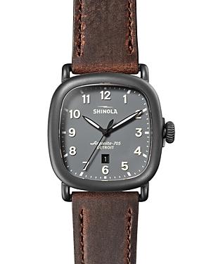 Shinola Guardian 3HD Watch, 41.5mm-Men