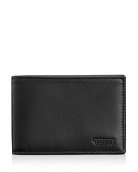 Tumi - Delta Slim Single Billfold Wallet with RFID