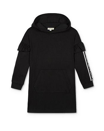 Kenzo - Girls' Ruffled Sweatshirt Dress - Big Kid