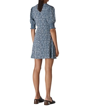 Whistles - Josefina Printed Mini Dress