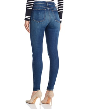 rag & bone - Nina High-Rise Skinny Jeans in Irving