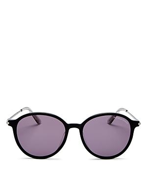 Bottega Veneta Women's Round Sunglasses, 55mm