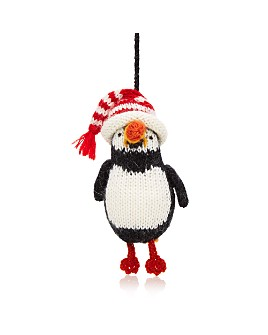 Melange - Penguin Ornament