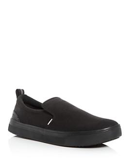 TOMS - Men's Travel Lite Canvas Slip-On Sneakers