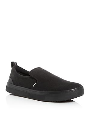 Toms Sneakers MEN'S TRAVEL LITE CANVAS SLIP-ON SNEAKERS
