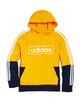 Adidas - Boys' Color-Block Hoodie - Big Kid