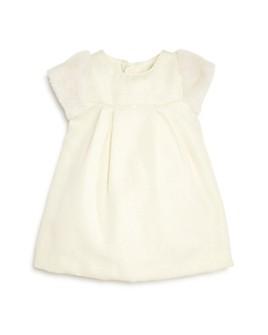 Chloé - Girls' Faux Fur Trim Dress - Baby