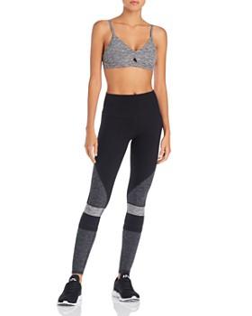 Alo Yoga - Alo Soft Lounge Sports Bra & Momentum Alosoft Leggings