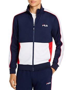 FILA - Michele Color-Block Track Jacket