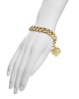 AQUA - Link & Ball Charm Toggle Bracelet - 100% Exclusive