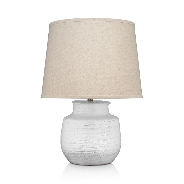 Jamie Young - Wide Trace Table Lamp