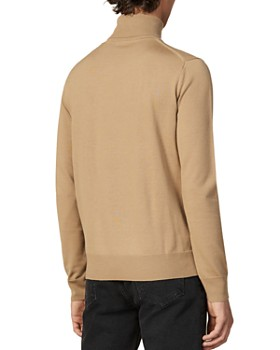 Sandro - Turtleneck Slim Fit Sweater