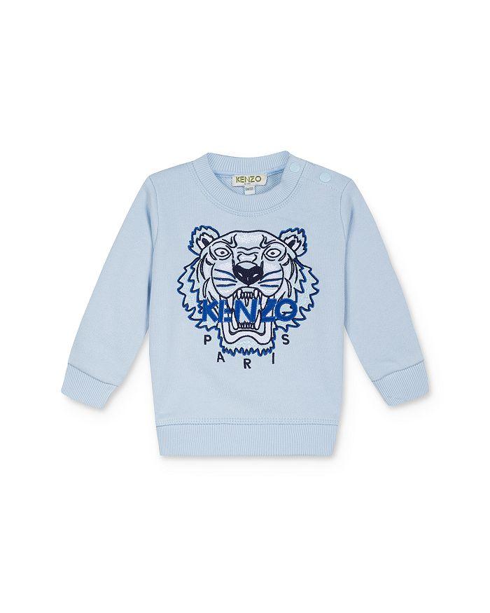 Kenzo - Boys' Embroidered Tiger & Logo Sweatshirt - Baby