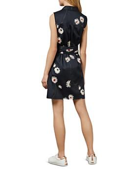 Ted Baker - Ertta Daisy-Print Belted Dress