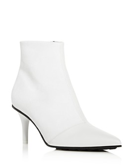 rag & bone - Women's Beta Moto Pointed Toe Booties