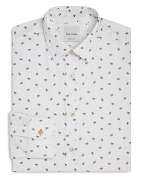 Paul Smith - Gents Cassette Print Regular Fit Dress Shirt