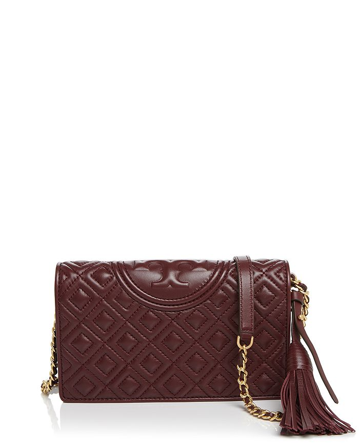 TORY BURCH Fleming Chain Wallet的圖片搜尋結果