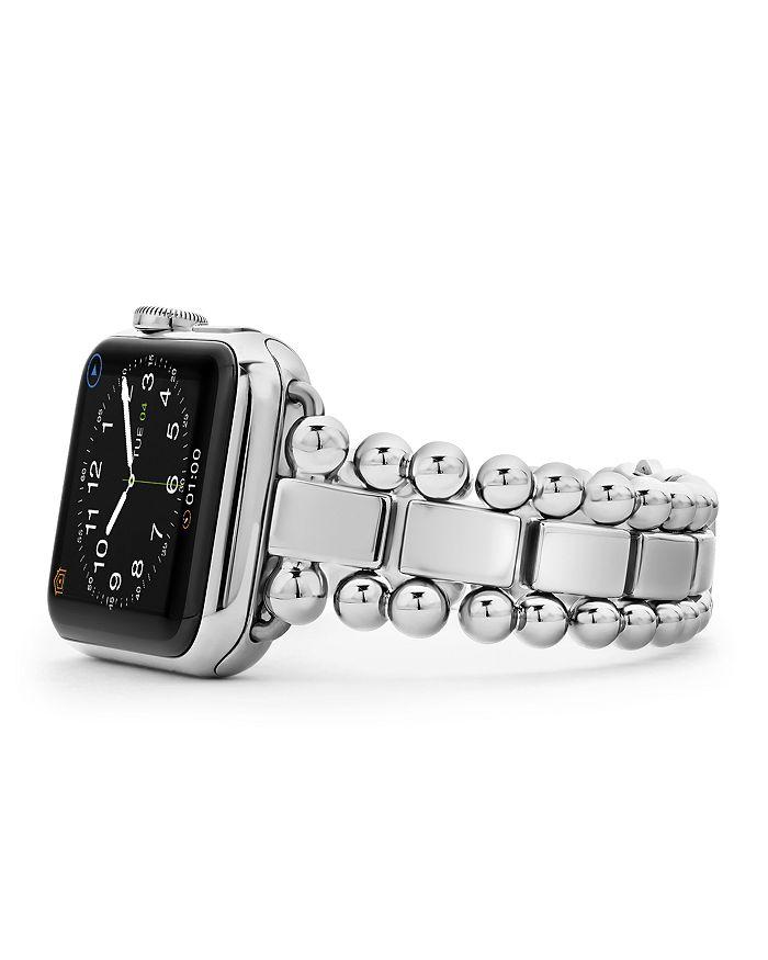 LAGOS - Smart Caviar Stainless Steel Apple™ Watch Bracelet, 38-44mm