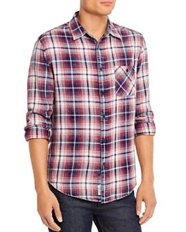 Flag & Anthem - Houston Plaid Regular Fit Shirt