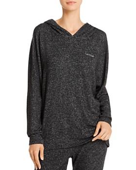 Calvin Klein - Sophisticated Jersey Long-Sleeve Hoodie