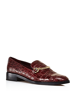 Dolce Vita Loafers WOMEN'S GILIAN CHAIN LOAFERS