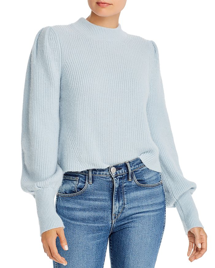 Eleven Six - Mia Cropped Alpaca Sweater