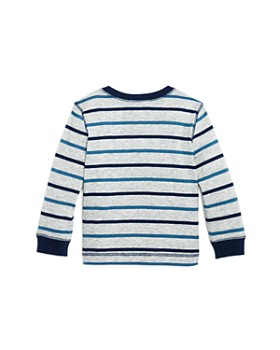 Splendid - Boys' Striped Henley Tee - Baby