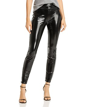 BLANKNYC - Faux Patent Leather Leggings