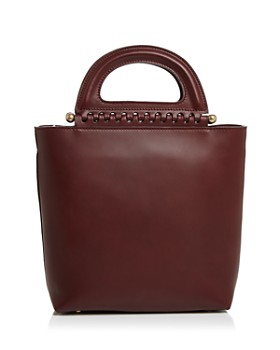 Celine Lefebure - Suzanne Leather Satchel