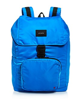 STATE - Bennett Large Nylon Backpack