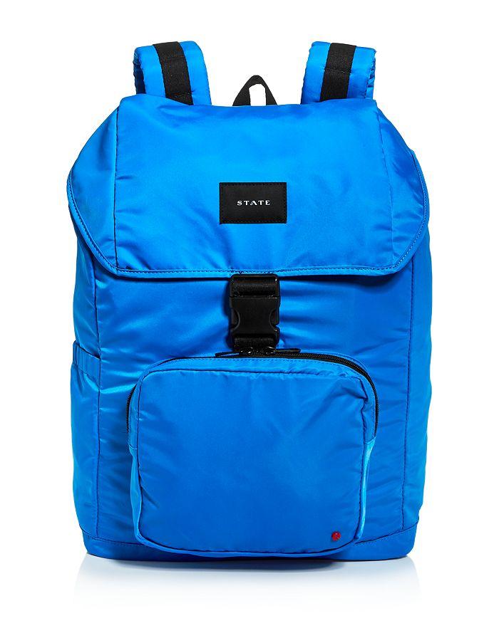 STATE - Bennett Large Nylon Backpack