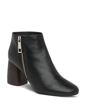 Whistles - Women's Pippa Block Heel Ankle Boots
