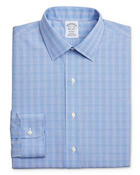 Brooks Brothers - Plaid Classic Fit Dress Shirt