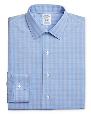 Plaid Classic Fit Dress Shirt